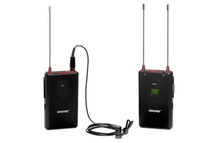 Micrófono Shure FP Wireless