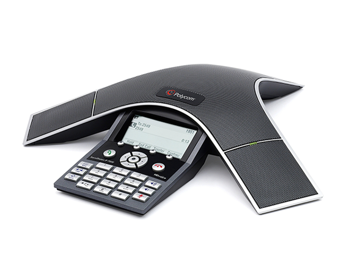 Teléfono Polycom SoundStation IP 7000 para conferencias VoIP
