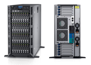 Servidor en torre DELL PowerEdge T630