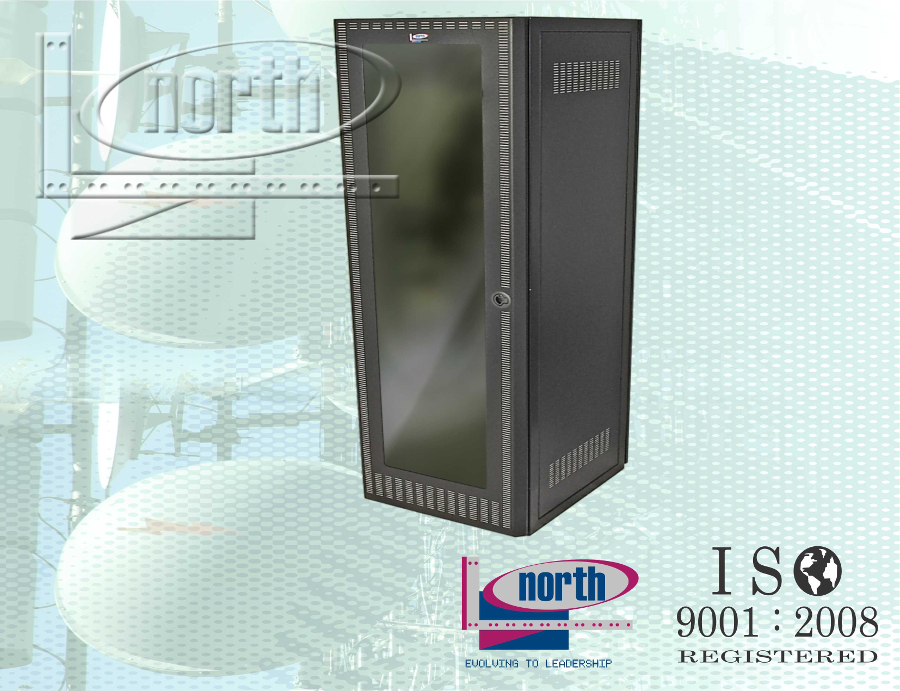 Gabinete de piso North OPTIMO 40 UR