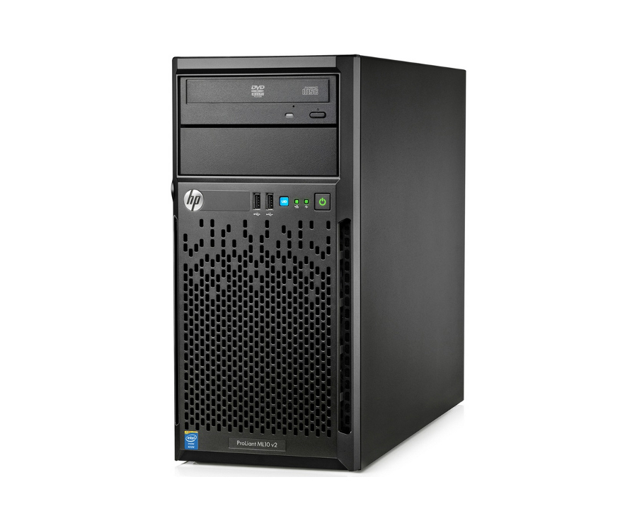 Servidor básico HP ProLiant ML10 v2