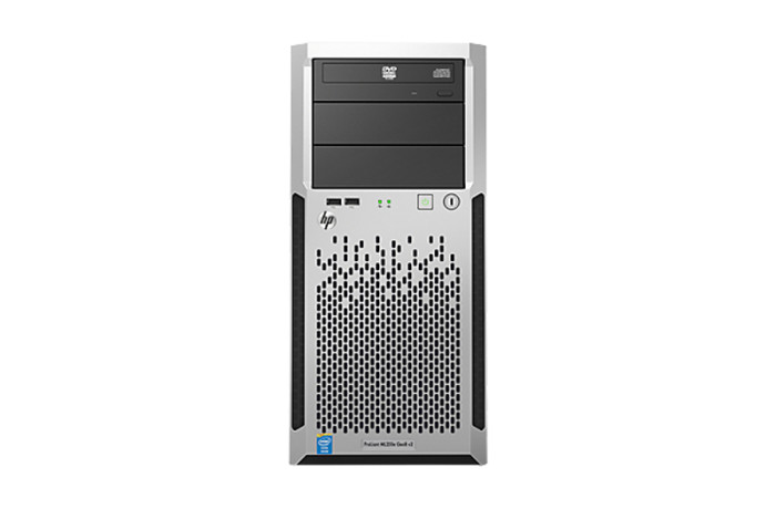 Servidor HP ProLiant ML350e Gen8 v2
