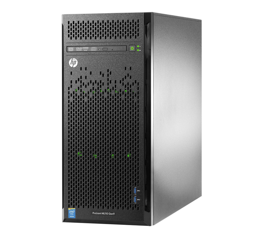 Servidor de datos HP ProLiant ML110 Gen9