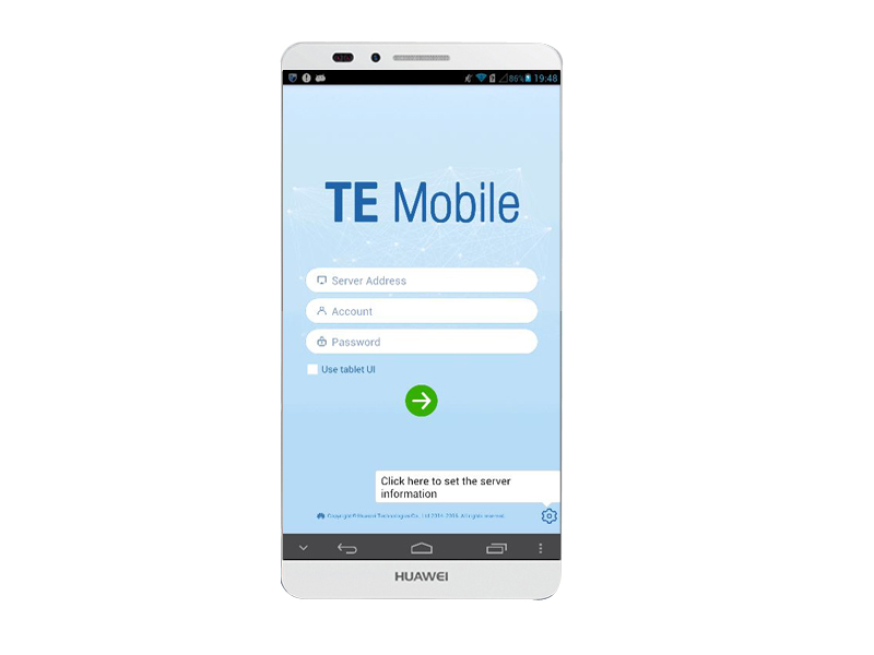 TE Mobile for Android Phone