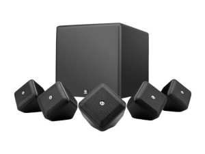 Sistema de altavoces Boston Acoustics SoundWare XS 5.1