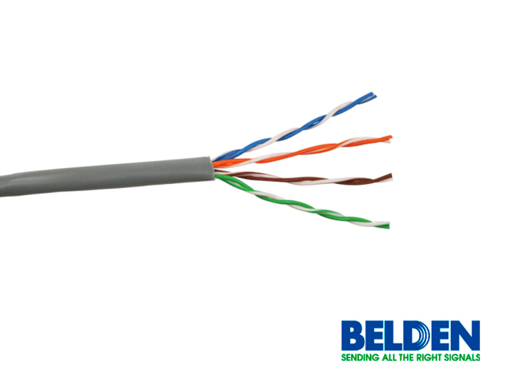 Cable UTP Beden Cat 5E Riser