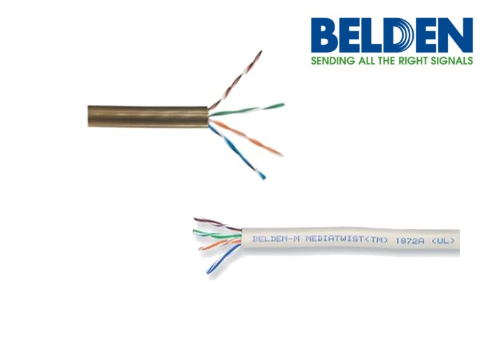 Cable UTP Belden 1872A Cat 6