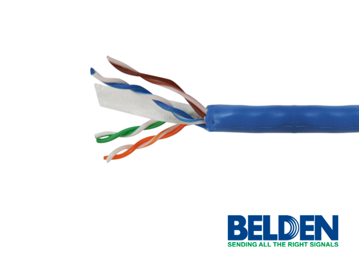 Cable UTP Cat 6 Belden