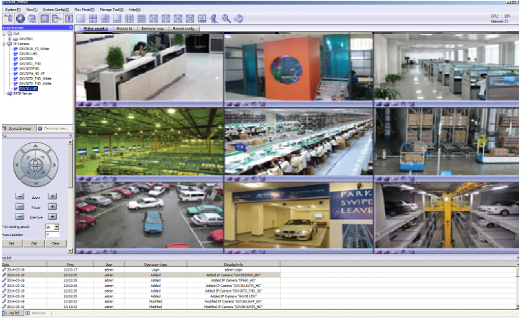Software GrandStream GSurf Pro V2