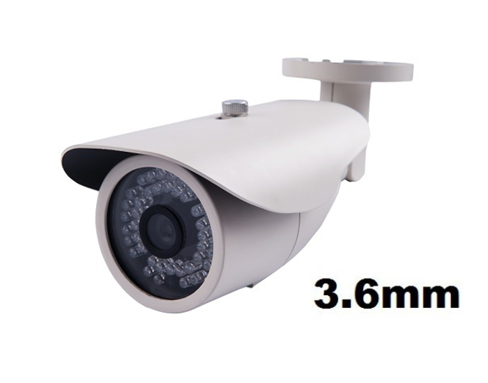 Cámara IP bullet GrandStream GXV3672_HD 36mm