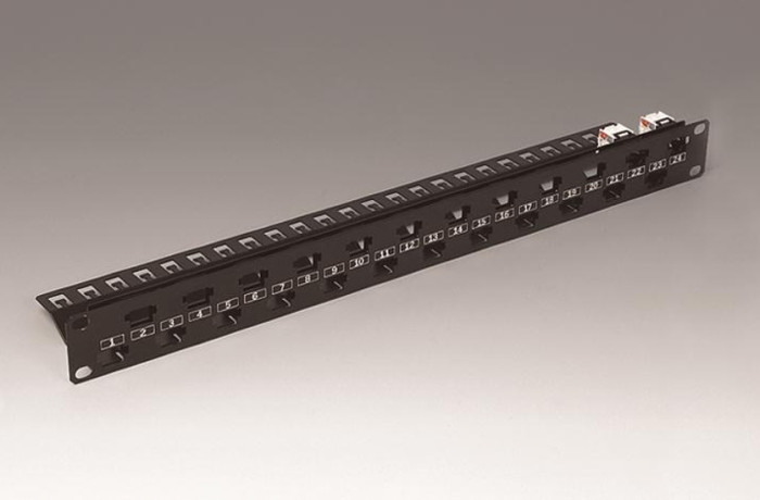 Patch Panel UTP Systimax FlexiMAX de alta densidad