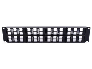Patch panel modular Systimax M2000 de 48 puertos