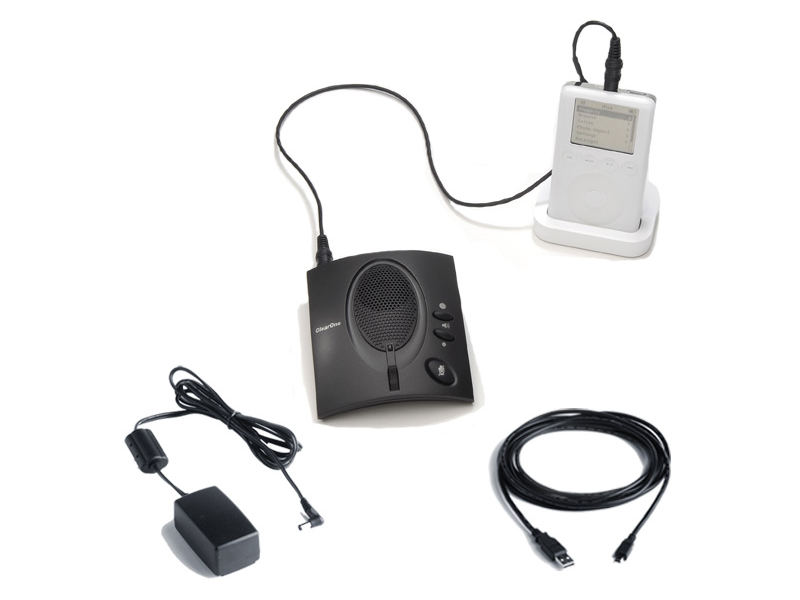 Altavoz personal usb ClearOne Chat 50