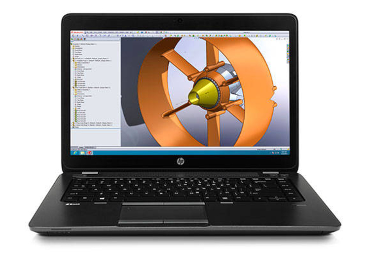 Workstation móvil HP ZBook 14