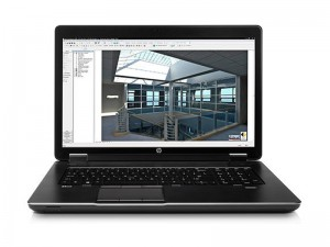 Workstation móvil HP ZBook 17