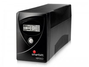No Break 900Va Smartbitt NB900LCD