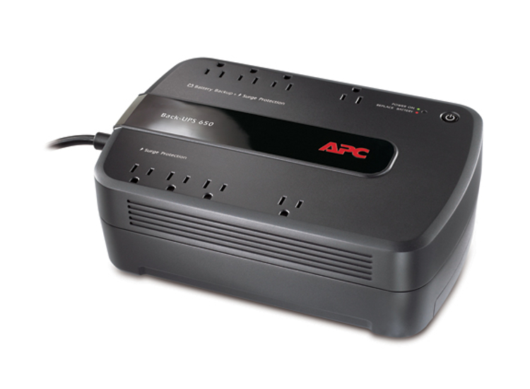 No Break APC Back-UPS BE650G1-LM de 650VA