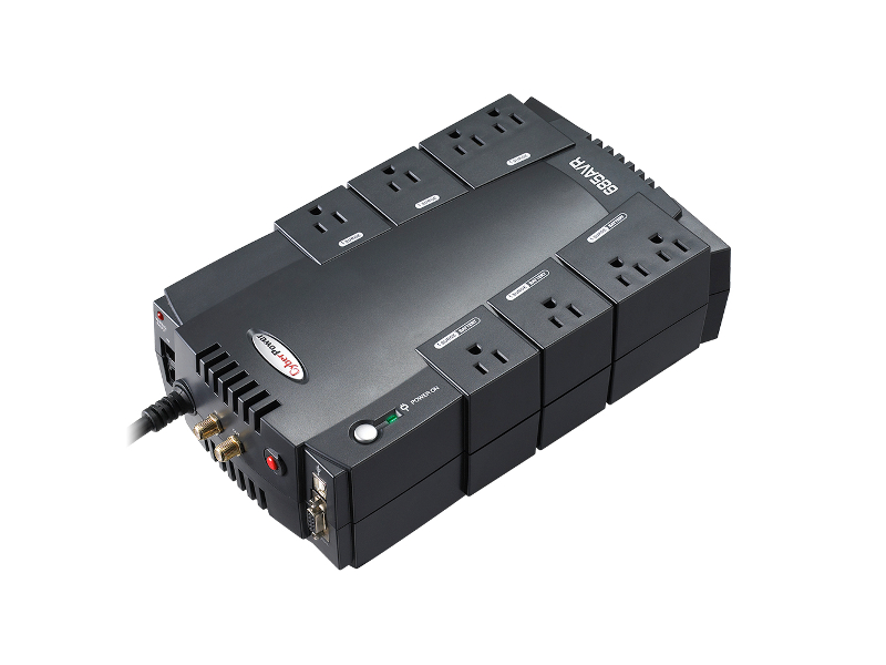 No Break CyberPower AVR 685VA