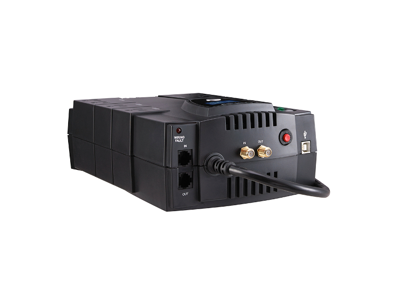 No Break CyberPower Intelligent LCD CP685AVRLCD_4