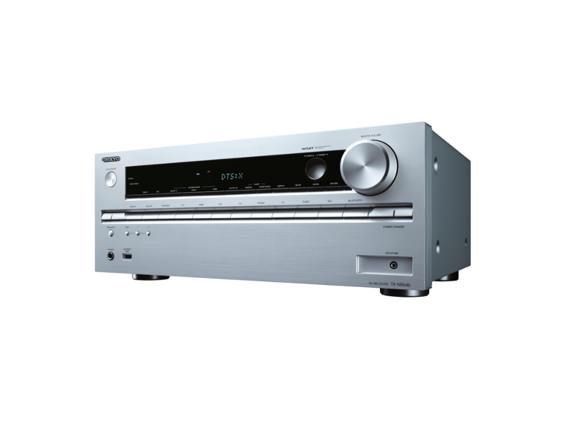 Receptor de audio y video Onkyo TX-NR646