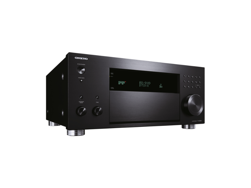 Receptor de audio y video Onkyo TX-RZ800