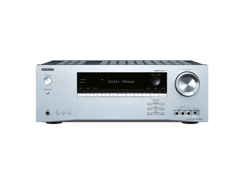 Receptor de audio y video Onkyo TX-SR444