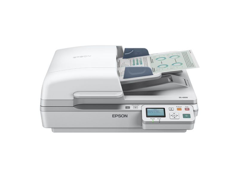 Escáner Epson WorkForce DS6500