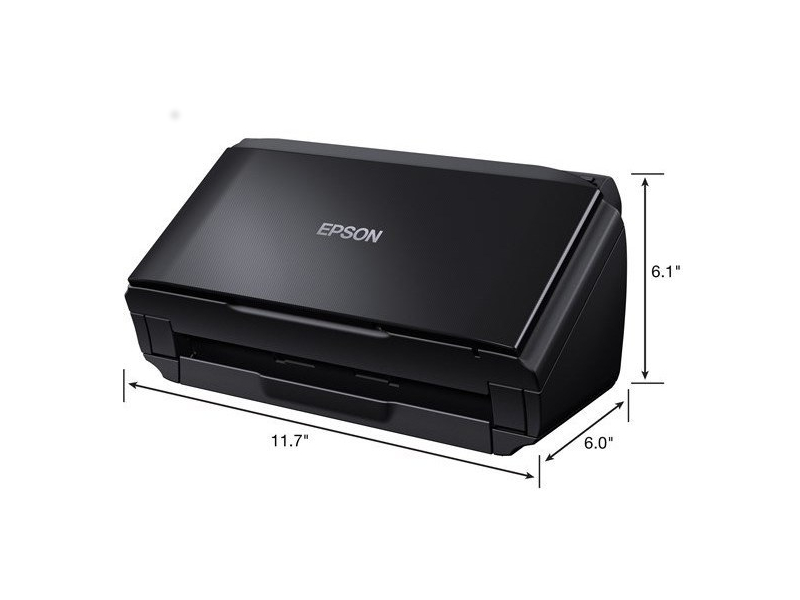 Escáner Epson WorkForce DS-520