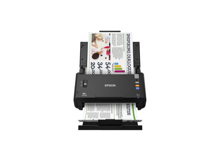 Escáner wireless Epson WorkForce DS-560