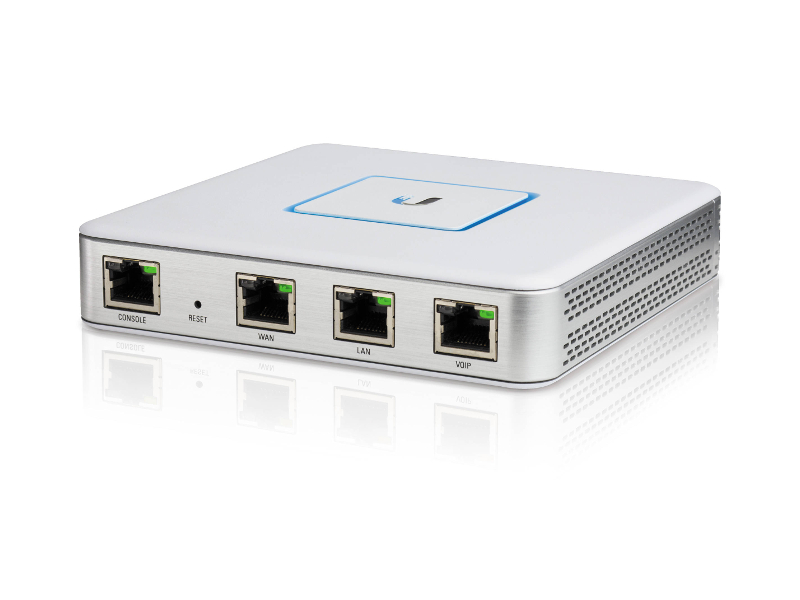 UniFi Security Gateway Ubiquiti