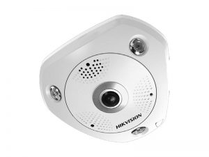 Cámara FishEye IP HIKVISION DS-2CD6332FWD-I