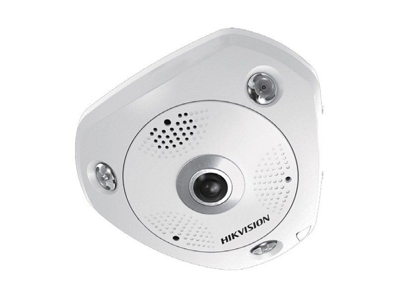 Cámara IP FishEye HIKVISION DS-2CD6362F-I