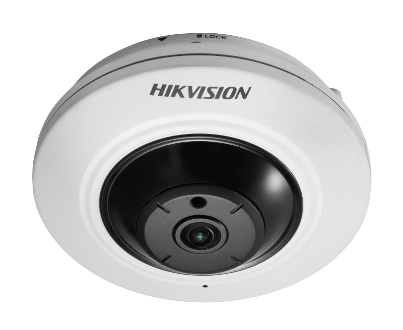 Cámara IP Fisheye HIKVISION DS-2CD2942F