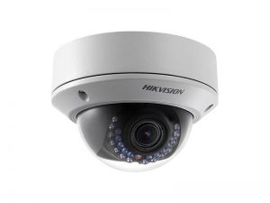 Cámara IP tipo domo HIKVISION DS-2CD2742FWD-I