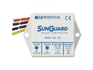 Controlador de carga Morningstar Sunguard SG-4