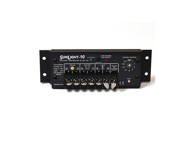 Termocontrolador Morningstar Sun Light SL-10L-12V