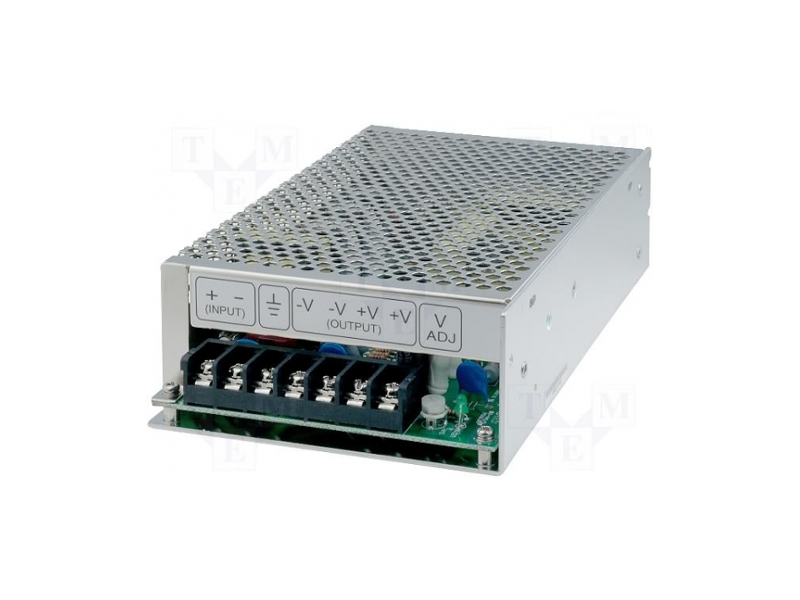 Convertidores industriales Mean Well SD Series (SD-150B-24)