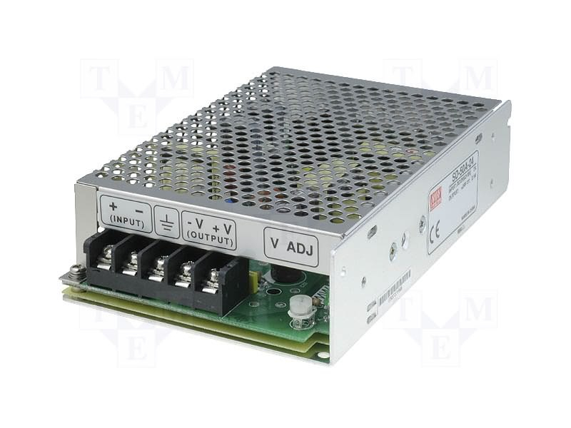 Convertidores industriales Mean Well SD Series (SD-50A-24)