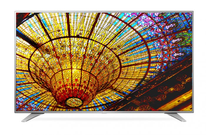 Smart LED TV 4K UHD LG 75UH6550
