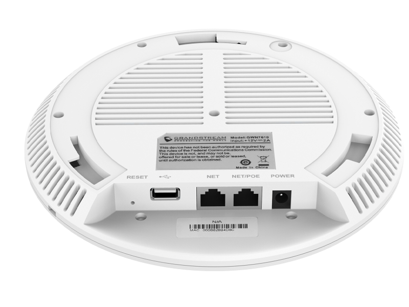 Access point de doble banda GrandStream GWN7610