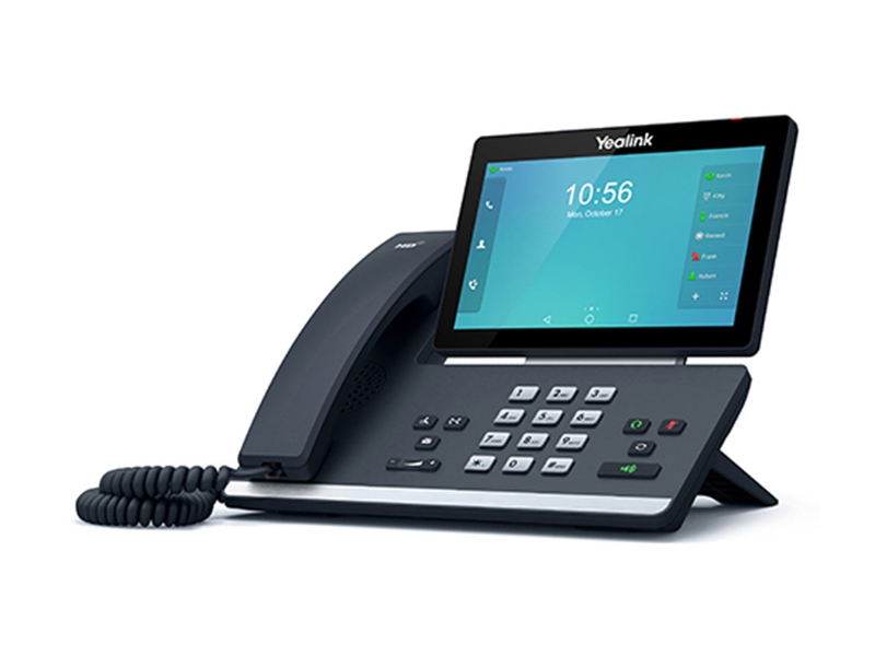 Videoteléfono IP Android Yealink SIP-T58A