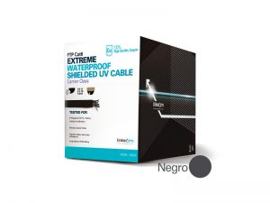 Cable UTP blindado tipo FTP Cat 6 LinkedPro PRO-CAT-6-EXT