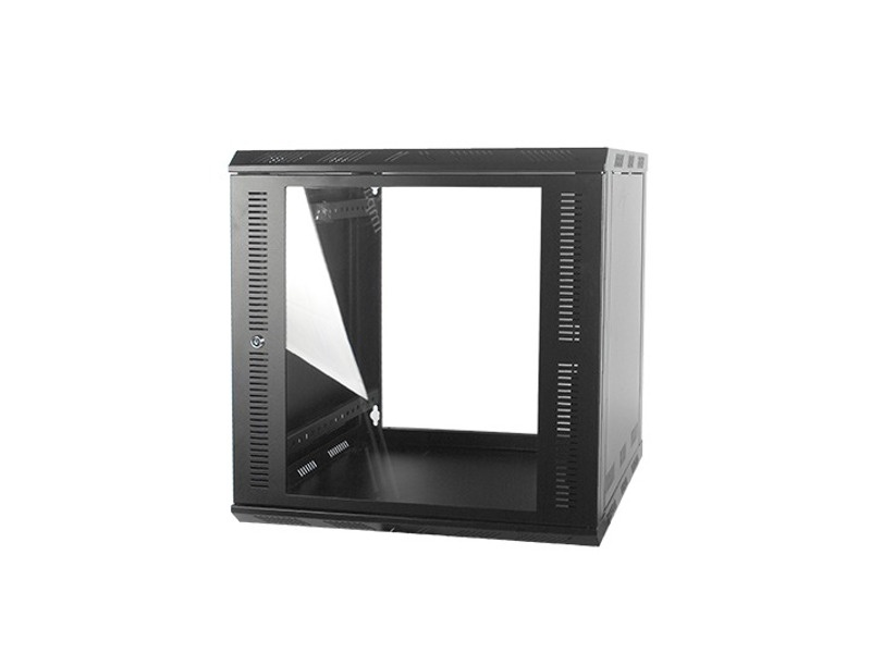 Gabinete para montaje en pared LinkedPro SR-1912-GFP