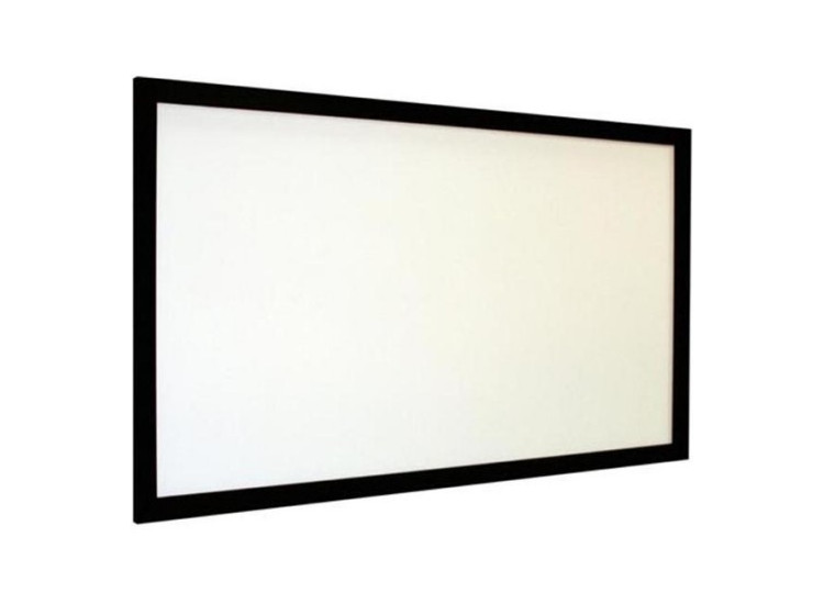 Pantalla fija tensionada Artlight blanco mate flex