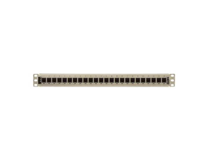 Patch panel Belden 10GX Cat 6A de 24 puertos