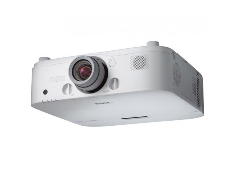 Videoproyector NEC NP-PA622U con lente NP13ZL