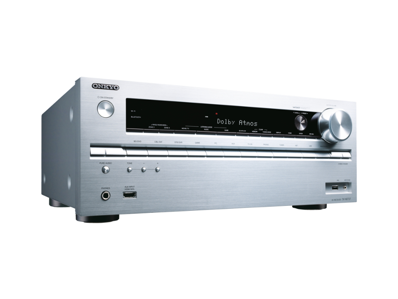 Receptor de audio y video Onkyo TX-NR737