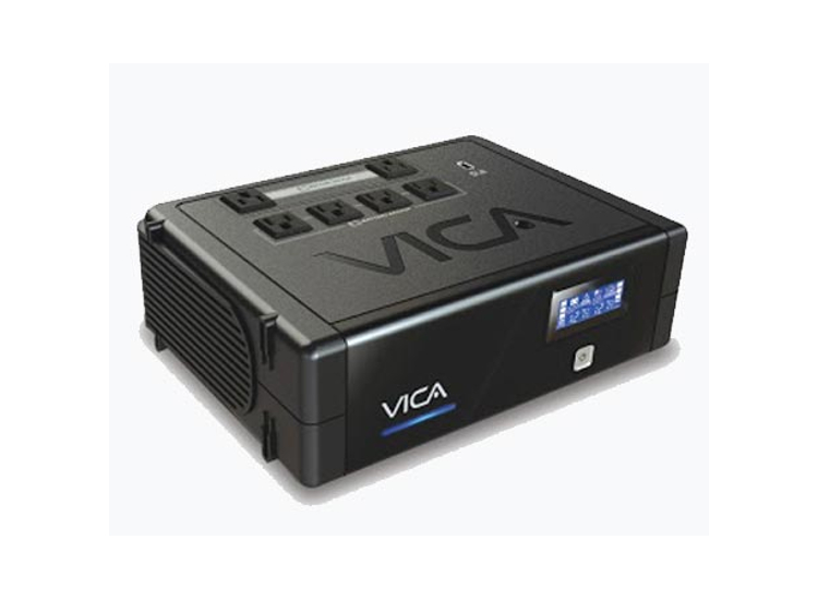 UPS con regulador integrado Vica Revolution 500