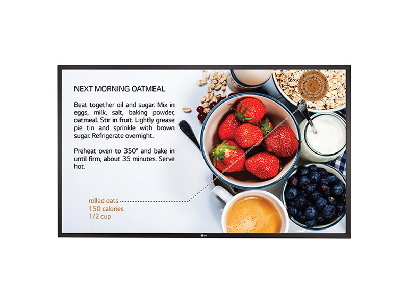 Overlay touch kits para monitores LG KT-T Series