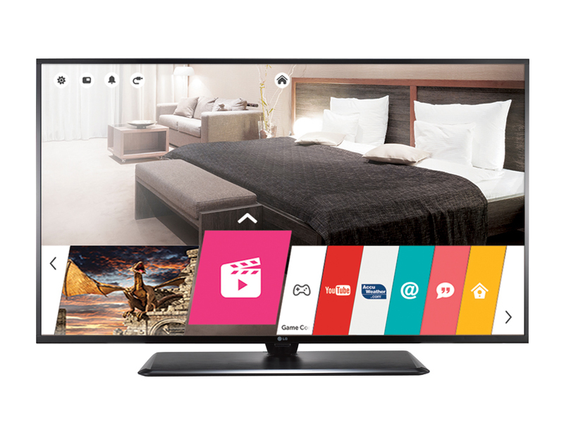 TV LED profesional Smart FHD LG LX774H series